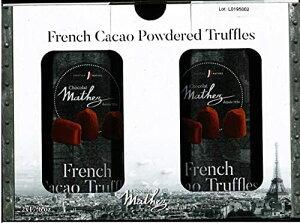 マセズ プレーン トリュフ チョコレート 500g×2缶