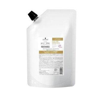 500 g of Schwarzkopf BC クアカラースペシフィークマスク a refills