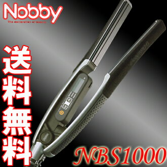 Nobby (Novi —) hair straightener NBS1000