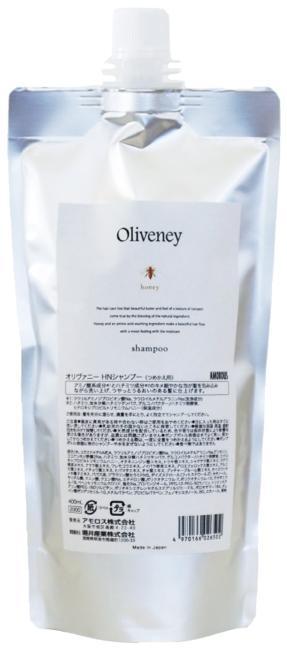 アモロス OliveneyオリヴァニーHNシャンプー400ml(レフィル)