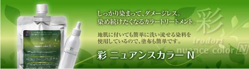 ヘアマニキュア イリヤ彩 ニュアンスカラー Nダークブラウン 【05P03Dec16】