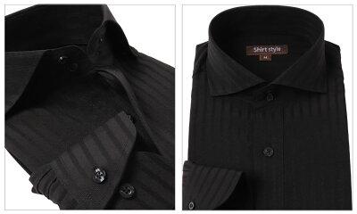 ワイシャツ黒長袖ボタンダウンおしゃれ黒結婚式ワイシャツドレスシャツドゥエボットーニカッターシャツビジネスシャツメンズ長袖ワイシャツ大きいサイズs-3l黒シャツユニフォームフォーマル