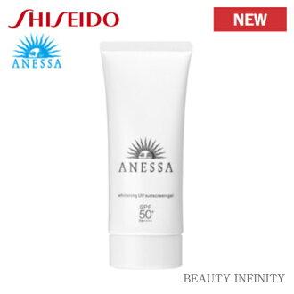 Shiseido アネッサ (ANESSA) whitening UV gel n (unregulated drug) SPF50+, PA++++ (90 g)