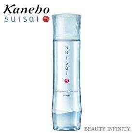 【 62時間限定 ポイント2倍 エントリーで 】カネボウ kanebo スイサイ suisai スキンタイトニングクールローション 化粧水 ひんやり クール