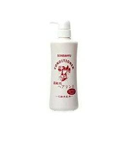 【日本製】薬師堂 尊馬油 ソンバーユ酸性リンス 400ml 弱酸性ヘアリンス 頭皮 毛髪 やさしい しっとり さらさら 帯電防止
