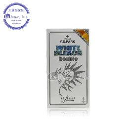 Y.S.PARK ホワイトブリーチ ダブル 30gx2 / ox-6% 90mlx2 (Y.S.PARK professional white bleach) YSパーク ワイエスパーク YS PARK ブリーチ 脱色 P11Sep16