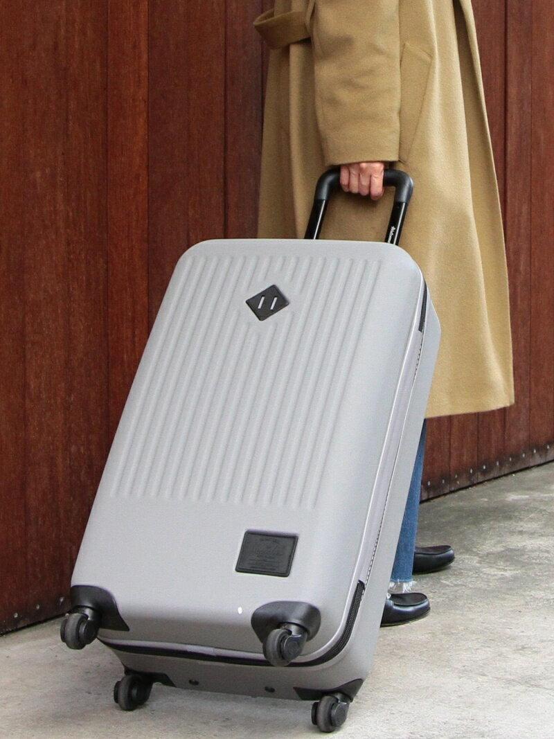 [Rakuten BRAND AVENUE]【WEB限定】<Herschel Supply>∴TRADE MEDIUM 66L/スーツケース BEAUTY & YOUTH UNITED ARROWS ビューティ&ユース ユナイテッドアローズ バッグ【送料無料】