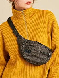 [Rakuten Fashion]【別注】<JANSPORT>∴フィフスアベニューレオパードプリントウエストポーチ BEAUTY & YOUTH UNITED ARROWS ビューティ&ユース ユナイテッドアローズ バッグ ウエストポーチ ブラウン