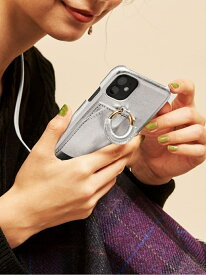 [Rakuten Fashion]【WEB限定】∴<Hashibami>レザーダブルリングiPhone X/XS/11Pケース -3WAY- BEAUTY & YOUTH UNITED ARROWS ビューティ&ユース ユナイテッドアローズ ファッショングッズ 携帯ケース/アクセサリ【送料無料】