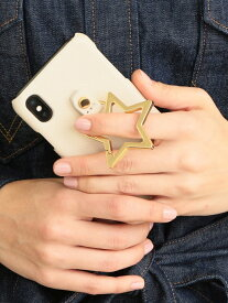 [Rakuten Fashion]【WEB限定】<Hashibami>∴レザースタースタンドiphoneX/XSカバー BEAUTY & YOUTH UNITED ARROWS ビューティ&ユース ユナイテッドアローズ ファッショングッズ 携帯ケース/アクセサリー ホワイト