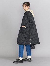 [Rakuten Fashion]【SALE/20%OFF】<TRADITIONAL WEATHERWEAR>ARKLEY LONG 2 キルティングコート BEAUTY & YOUTH UNITED ARROWS ビューティ&ユース ユナイテッドアローズ コート/ジャケット ハーフコート ブラック【RBA_E】【送料無料】