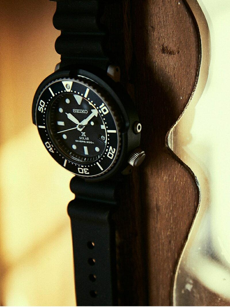 [Rakuten BRAND AVENUE]【別注】 <SEIKO(セイコー)> DIVERWATCH NAVY/腕時計 BEAUTY & YOUTH UNITED ARROWS ビューティ&ユース ユナイテッドアローズ ファッショングッズ【送料無料】