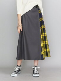 [Rakuten Fashion]<O'NEILofDUBLIN>コンビネーションAラインバックルスカート BEAUTY & YOUTH UNITED ARROWS ビューティ&ユース ユナイテッドアローズ スカート ロングスカート カーキ【送料無料】