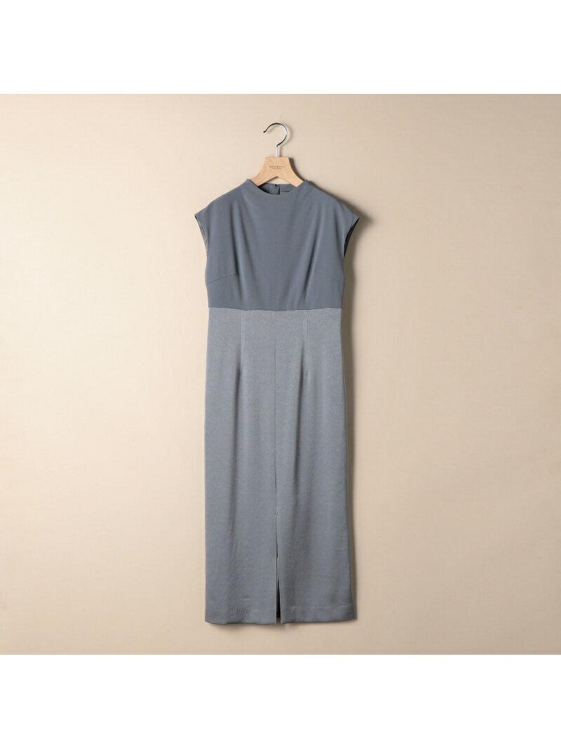 [Rakuten BRAND AVENUE]BY DRESS コンビタイトドレス BEAUTY & YOUTH UNITED ARROWS ビューティ&ユース ユナイテッドアローズ ワンピース【送料無料】