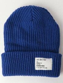 [Rakuten Fashion]<monkeytime>ACRYLAZEBEANIE/ニットキャップ BEAUTY & YOUTH UNITED ARROWS ビューティ&ユース ユナイテッドアローズ 帽子/ヘア小物 ニット帽/ビーニー ブルー ブラック グレー イエロー ネイビ