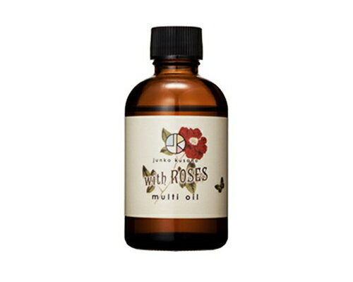 junko kusano multi oil with rosesジュンコ・クサノ・マルチオイル ローズ