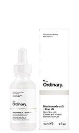 ジ オーディナリー (The Ordinary) Niacinamide 10% + Zinc 1% 30ml 【カナダ製正規品】カナダ発の大注目スキンケアブランド