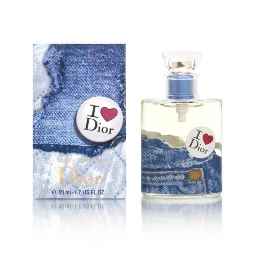 クリスチャンディオール Christian Diorアイラブ ディオール 50ml EDT/SP