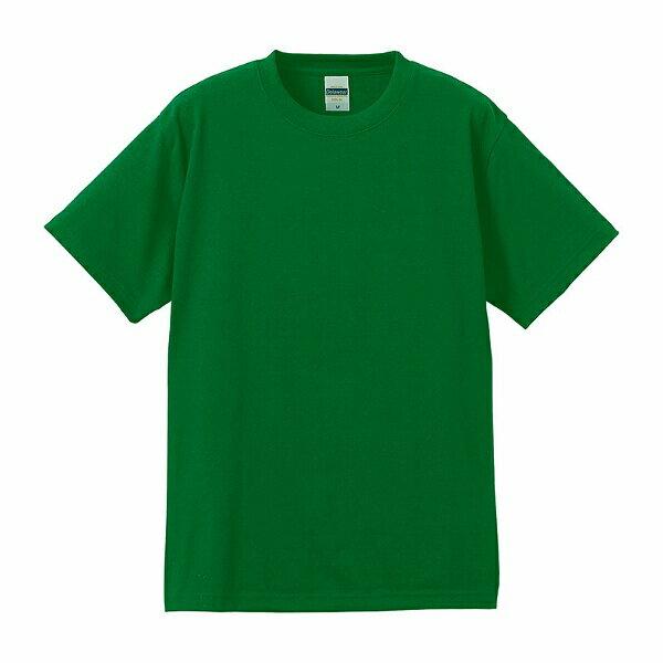 【1000円クーポン(要獲得) 土〜月 52時間 200名様】 6.2オンス Tシャツ(アダルト) カラー [カラー:グリーン] [サイズ:XXL] #5555-01CX-29 【ユナイテッドアスレ: スポーツ・アウトドア その他雑貨 】【UNITED ATHLE】
