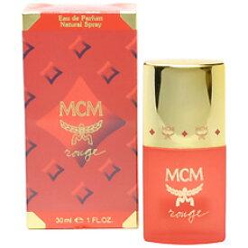 【MCM】 MCM ルージュ オーデパルファム・スプレータイプ 30ml 【香水・フレグランス:フルボトル:レディース・女性用】【バースデー 記念日 ギフト 贈物 お勧め 通販】【MCM(MCM)】