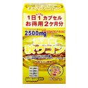【500円クーポン(要獲得) 11/14 9:59まで】 高濃度秋ウコン 60カプセル 【ユーワ: 健康食品 サプリメント 植物由来】…