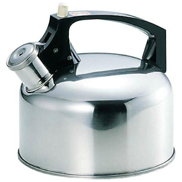【本間製作所】 K 18-8 オルゴール ケットル 2.3L 【キッチン用品:調理用具・器具:やかん(ケトル)】【K 18-8 オルゴール ケットル 3.0L】