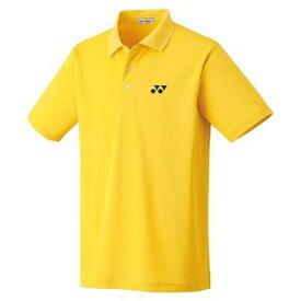 【ヨネックス】 スポーツウェア ポロシャツ(ユニセックス) 10300 [カラー:コーンイエロー] [サイズ:L] #10300-450 【スポーツ・アウトドア:テニス:メンズウェア:ポロシャツ】
