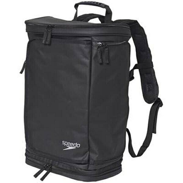 【スピード】 マルチトレーニングバッグ [カラー:ブラック] [サイズ:W300×H500×D200mm] #SD96B15-K 【スポーツ・アウトドア:その他雑貨】