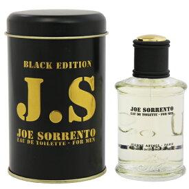 【最大10%offクーポン(要獲得) 12/6 20:00〜12/9 9:59まで】 JS ブラック EDT・SP 100ml [あす楽] 【ジャンヌアルテス】【香水 フレグランス】【ユニセックス・男女共用】【JS 】【JEANNE ARTHES J.S JOE SORRENTO BLACK EDITION EAU DE TOILETTE SPRAY】