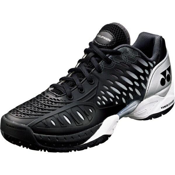 【ヨネックス】 テニスシューズ パワークッションエクリプション M AC [カラー:ブラック] [サイズ:25.0cm] #SHTEMAC-007 【スポーツ・アウトドア:スポーツ・アウトドア雑貨】