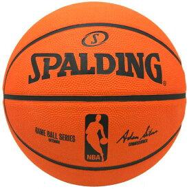 【スポルディング】 オフィシャルNBAレプリカゲームボール バスケットボール 5号球 #83-042Z 【スポーツ・アウトドア:その他雑貨】