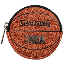 【スポルディング】 NBAボールコインケース [サイズ:直径8cm] #13-002 【スポーツ・アウトドア:その他雑貨】