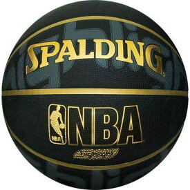 【スポルディング】 ゴールドハイライト バスケットボール 5号球 [カラー:ブラック×ゴールド] #83-362J 【スポーツ・アウトドア:その他雑貨】