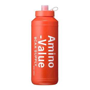 【大塚製薬】 アミノバリュ? スクイズボトル スポーツキャップ 1L用 [サイズ:直径86×229mm] #5566 【スポーツ・アウトドア:アウトドア:水筒・ボトル】
