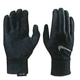 【ナイキ】 ウィメンズ DRI-FIT テンポ ラングロープ レディース(スマホタッチパネル対応) [サイズ:M/L] [カラー:ブラック×シルバー] #RN2020-005 【スポーツ・アウトドア:アウトドア:ウェア:レディースウェア:手袋】