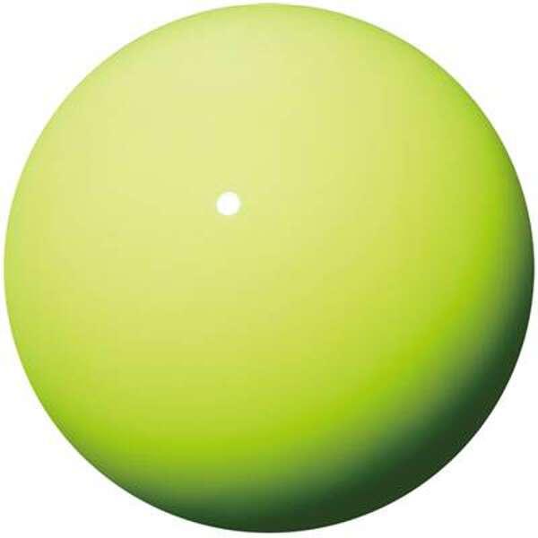 【ササキスポーツ】 ミドルボール 新体操手具 [カラー:ライムイエロー] #M-20B-LYMY 【スポーツ・アウトドア:その他雑貨】