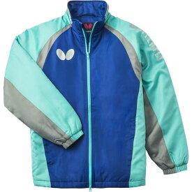【バタフライ】 ファンプリ・ウォームジャケット [カラー:ブルー] [サイズ:M] #45050-177 【スポーツ・アウトドア:スポーツウェア・アクセサリー:ウインドブレーカー:メンズウインドブレーカー:アウター】