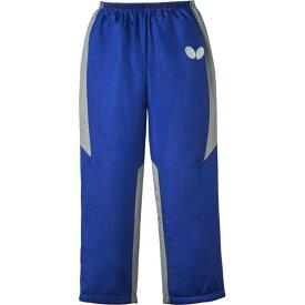 【バタフライ】 ファンプリ・ウォームパンツ [カラー:ブルー] [サイズ:XO] #51880-177 【スポーツ・アウトドア:スポーツウェア・アクセサリー:ウインドブレーカー:メンズウインドブレーカー:ロングパンツ】