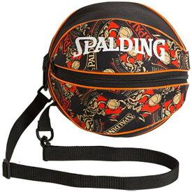 【スポルディング】 ボールバッグ バッグスバニー(バスケットボール1個入れ) #49-001BB 【スポーツ・アウトドア:その他雑貨】