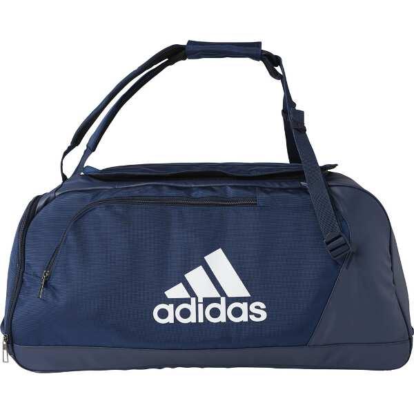 【アディダス】 EPS チームバッグ 50 [カラー:ミステリーブルー×カレッジネイビー] [サイズ:60×28×29cm(50L)] #DMD01-BS0797 【スポーツ・アウトドア:スポーツ・アウトドア雑貨】