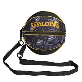 【スポルディング】 ボールバッグ ボールウィンドウ(バスケットボール1個入れ) #49-001BW 【スポーツ・アウトドア:その他雑貨】