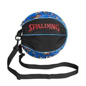 【スポルディング】 ボールバッグ タズ(バスケットボール1個入れ) #49-001TAZ 【スポーツ・アウトドア:その他雑貨】