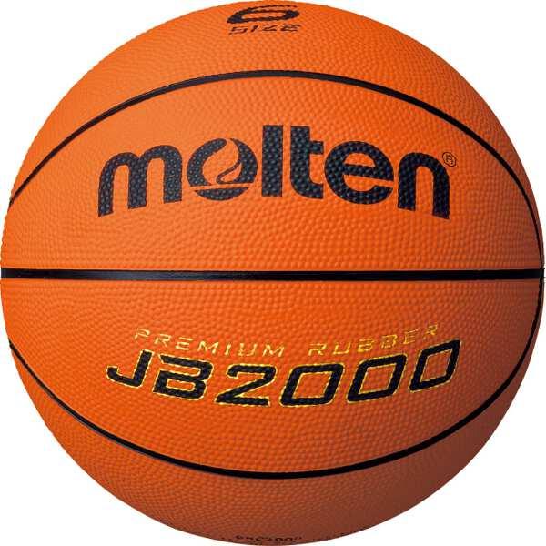 【モルテン】 バスケットボール 6号球 JB2000 #B6C2000 【スポーツ・アウトドア:スポーツ・アウトドア雑貨】