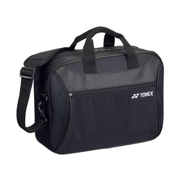 【ヨネックス】 ショルダーバッグ BAG1814 [カラー:ブラック] #BAG1814-007 【スポーツ・アウトドア:アウトドア:バッグ:ショルダーバッグ】