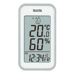 【タニタ】 タニタ デジタル温湿度計 TT-559(GY) グレ? 【キッチン用品:調理用具・器具:計量器:温度計】【タニタ デジタル温湿度計】