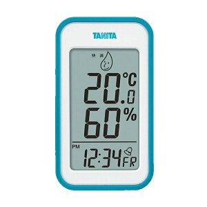 【タニタ】 タニタ デジタル温湿度計 TT-559(BL) ブル? 【キッチン用品:調理用具・器具:計量器:温度計】【タニタ デジタル温湿度計】