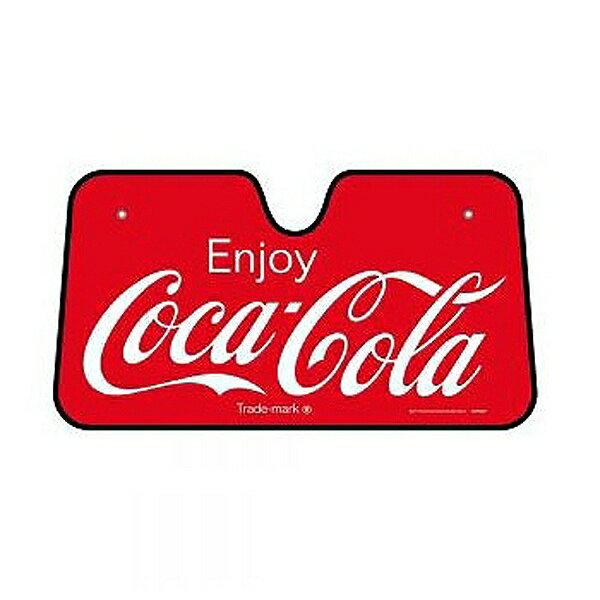 【1500円以上購入で200円クーポン(要獲得) 11/22 9:59まで】 サンシェード L コカ・コーラ #CC‐1 【ナポレックス: カー用品 カーアクセサリー 日除け用品】【NAPOLEX】