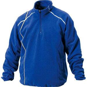 【ゼット】 フリースジャケット(裏タフタ付) [サイズ:M] [カラー:ロイヤルブルー] #BOF130-2500 【スポーツ・アウトドア:野球・ソフトボール:ウェア】