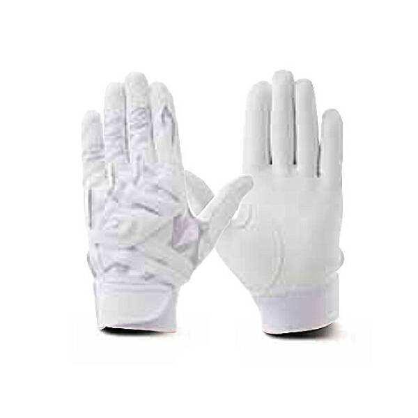 【ウィルソン】 ディマリニ バッティンググローブ(両手組) [サイズ:JM] [カラー:ホワイト] #WTABG0701 【スポーツ・アウトドア:その他雑貨】