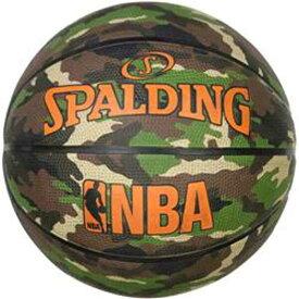 【スポルディング】 ウッドランドカモ バスケットボール 7号球 #83-565J 【スポーツ・アウトドア:その他雑貨】